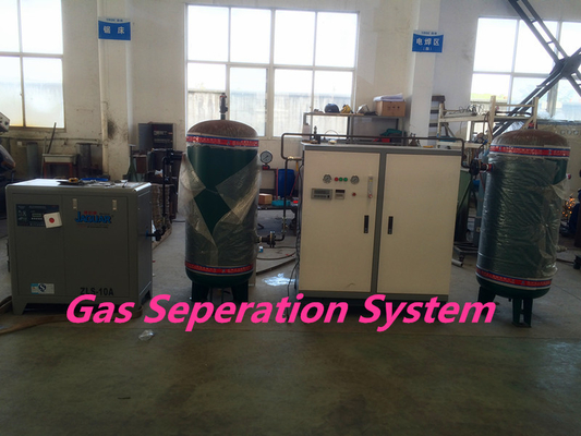 الصين Food Industrial Nitrogen Generator Complete Filling On Site Gas Systems مصنع